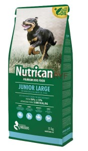 NutriCani Junior Large 15 kg