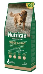 NutriCan Senior & Light 15 kg