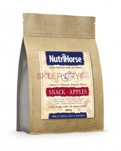NutriHorse Snack – Apples